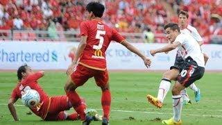 THAILAND VS LIVERPOOL (0-3) [Full Goals Highlights] 28/7/13