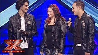 Young Pharoz -العروض المباشرة - الاسبوع 5 - The X Factor 2013