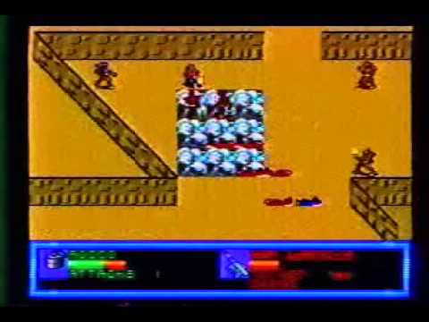 Buck Rogers : Countdown to Doomsday Amiga