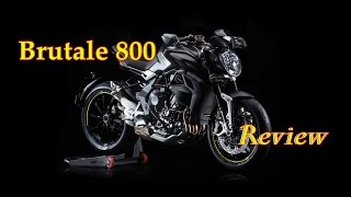 5. MV Agusta Brutale 800 Price, Specs, Review, Pics and Mileage // 10 Bike Review