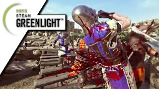 Mordhau on Greenlight: http://bit.ly/2lEECUA Mordhau on Kickstarter: http://kck.st/2mCc91a ► CHEAP GAMES at G2A - https://www.g2a.com/r/nokzen ► CHECK OUT Gr...