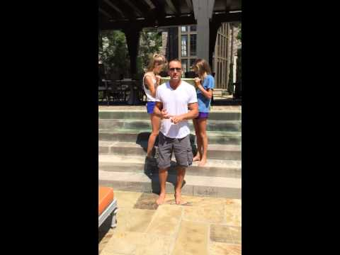 Tim McGraw ALS Ice Challenge