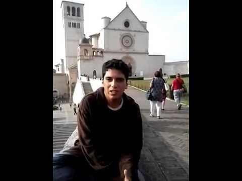 Guilherme em Assis - Italia