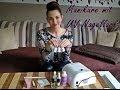 Maniküre mit UV-Nagellack *Jolifin Carbon Colors* - YouTube