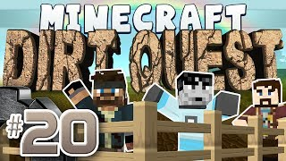 Minecraft - DirtQuest #20 - Sipsco Bee Barrels (Yogscast Complete Mod Pack)
