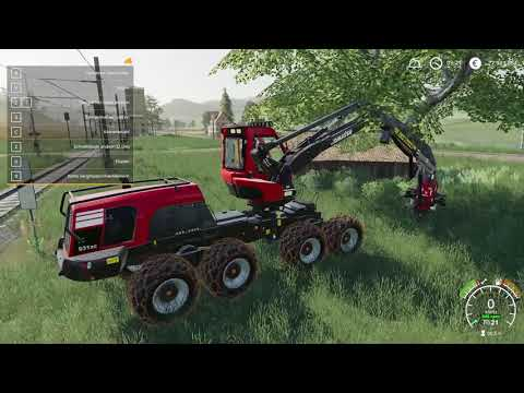 Real Forestry Machinery v0.4