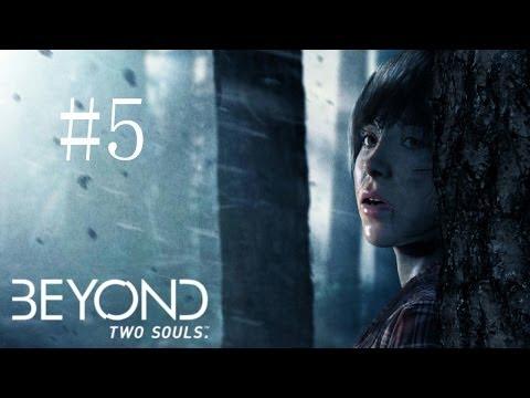 Beyond 2 Souls Part 5 - MaximusBlack