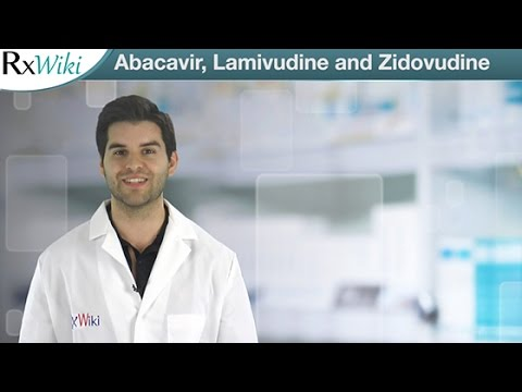 Abacavir, Lamivudine and Zidovudine, part of the NRTI Class, Treat HIV - Overview