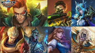 Video 7 SKIN BARU - CLAUDE MECHA DRAGON, LANCELOT PISCES, HANZO UNDEAD KING, KIMMY BIO FRONTIER MP3, 3GP, MP4, WEBM, AVI, FLV Februari 2019