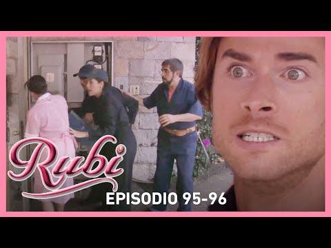 Rubí: Rubí logra escapar de Héctor con ayuda de Loreto | Capítulo 95-96