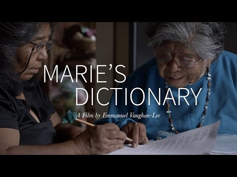 The last fluent speaker of the Wukchumni language spends 7 years writing and recording a dictionary