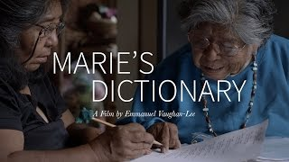 Preserving Her Dying Native American Language