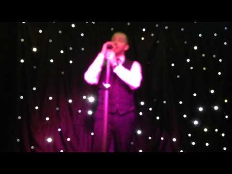 Tony Kay Tenerife - Gary Barlow Tribute  - Pray - Highland Paddy - Las Americas