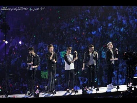 One Direction - Nobody Compares (Official Music Video)