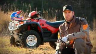 6. 2011 Honda Foreman Rubicon Trail Edition Test Ride