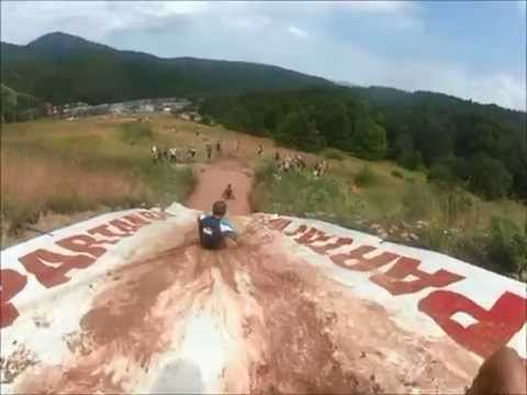 Spartan Race Valčianska dolina - Slovakia, Spartan Super 2014