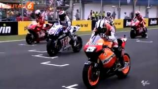 Video 6 Tradisi Unik Pembalap MotoGP Sebelum Balapan MP3, 3GP, MP4, WEBM, AVI, FLV Februari 2018