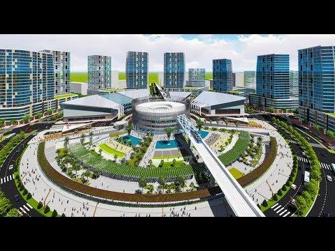 Becamex City, thành phố thông minh Bình Dương, Smart city in VietNam