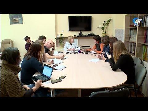 Новгородские медики отмечают некоторое снижение заболеваемости внебольничной пневмонией среди школьников