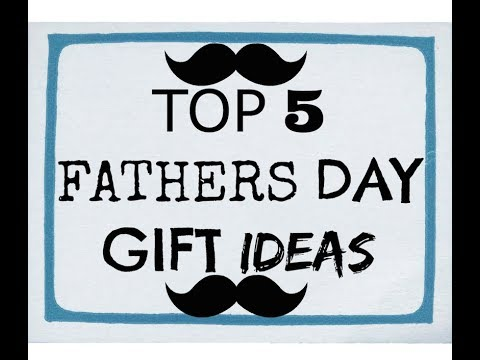 fathers day gift - Here are my TOP 5 Fathers Day Gift Ideas! Please enjoy the whole video and click on a few of your favorite ideas at the end of the video! #1 Candy Poster htt...