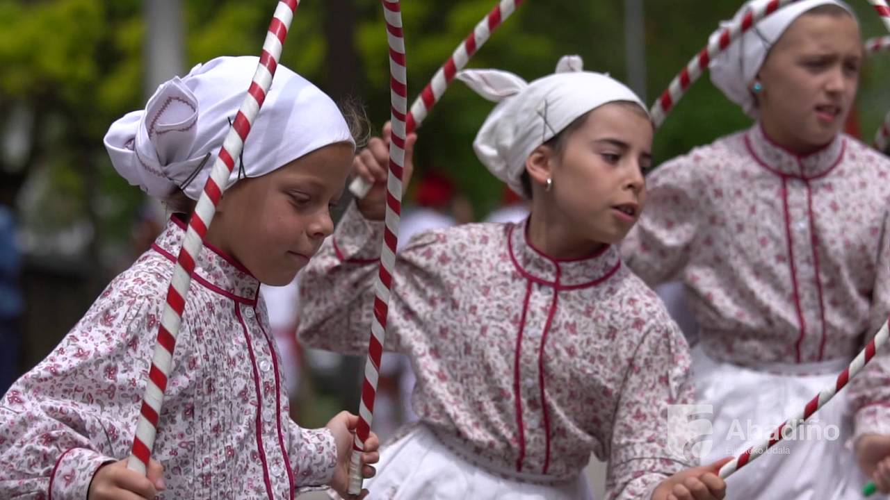 Abadiño muestra en un vídeo su riqueza paisajística y cultural