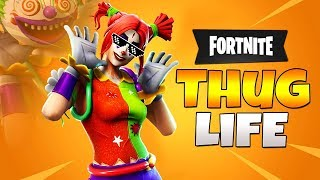 FORTNITE THUG LIFE Moments (Fortnite Epic Wins & Fails Funny Moments)