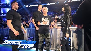 Nonton Paige Fires James Ellsworth  Smackdown Live  July 24  2018 Film Subtitle Indonesia Streaming Movie Download