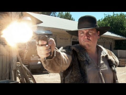 Cowboys and Freddie Wong
