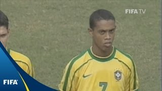Video Ronaldinho, Maradona, Inamoto & More - Before They Were Stars (U-20 World Cup) MP3, 3GP, MP4, WEBM, AVI, FLV Desember 2018