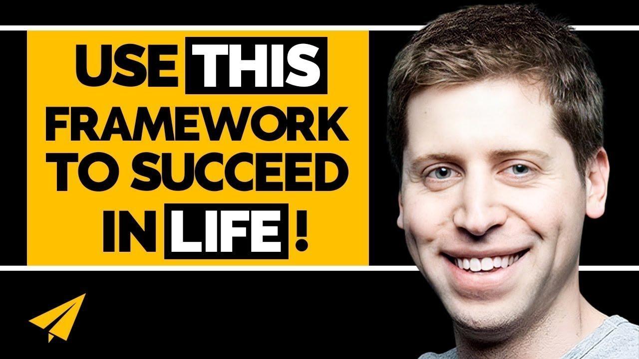 Sam Altman's Top 10 Rules For Success (@sama)