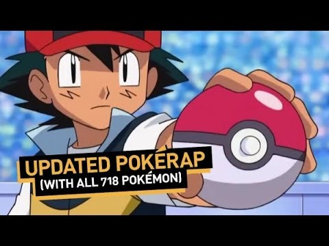Video Updated PokéRap (With All 718 Pokemon) download in MP3, 3GP, MP4, WEBM, AVI, FLV January 2017