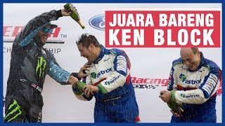 Video Rifat Sungkar Lawan Ken Block Di Rally America 2013 #throwback MP3, 3GP, MP4, WEBM, AVI, FLV April 2019