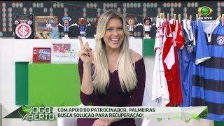 Assista à íntegra do programa desta quarta-feira (16), e veja Denilson analisando os jogos de ida semifinal da Copa do Brasil...