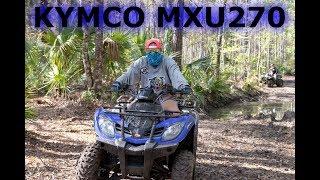 8. Kymco MXU 270