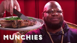 Table Etiquette with Meyhem Lauren - Mind Your Manners by Munchies