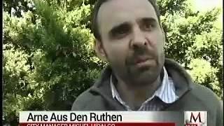Van contra guarura de la familia Libien (Milenio TV, Milenio Noticias)