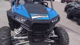 3. Utv Review: 2016 RZR XP 1000 Electric Blue Metallic