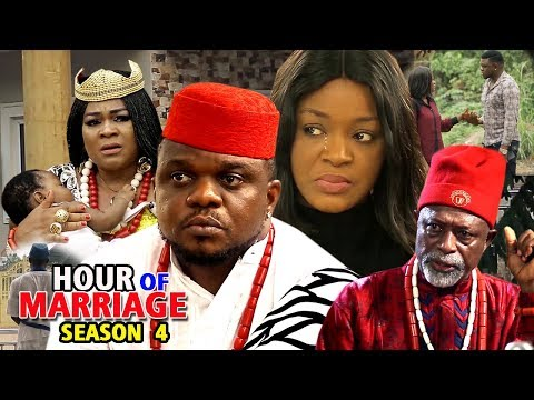 Hour Of Marriage Season 4 - (New Movie) 2018 Latest Nigerian Nollywood Movie Full HD | 1080p