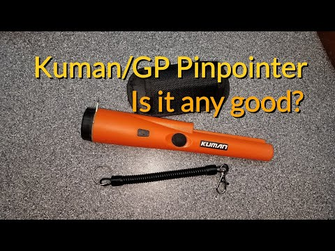 Kuman GP Pinpointer Review - Is a Cheap Pinpointer Worth It