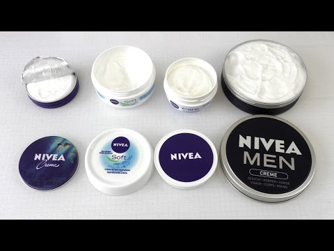 Nivea creme review deutsch - Cremes im Test: Nivea Creme, Nivea Soft, Nivea Care NEU, Nivea Men
