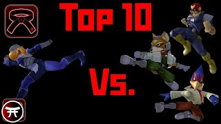 Top 10 Sheik Combos on Fastfallers