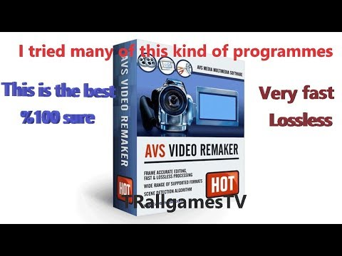 How to cuts videos by AVS Video Remaker