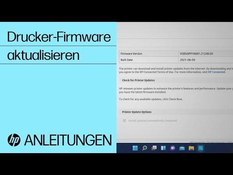 Produktaktualisierungen abrufen - HP Laserjet P1102w