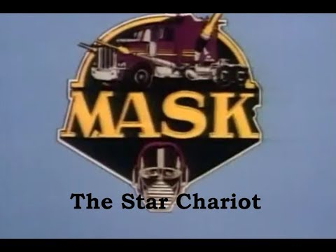 MASK - Season 1 - Episode 2 - The Star Chariot