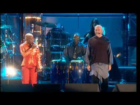 Peter Gabriel -  In Your Eyes ft Youssou N39Dour amp