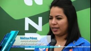 Oro para El Salvador en rifle tendido