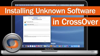 Video Install Unknown Software in CrossOver Mac 15 MP3, 3GP, MP4, WEBM, AVI, FLV Agustus 2017