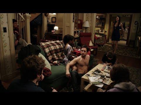 Steve meets the Gallagher family   Season 1   Shameless