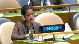 Video GOKIL!!! Pimpinan sidang PBB ini diam seribu bahasa melihat Nara Masista Rakhmatia di KTT 71 PBB MP3, 3GP, MP4, WEBM, AVI, FLV Mei 2019