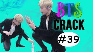 BTS Crack #39 - V's Dramatic Water Bottle Flip